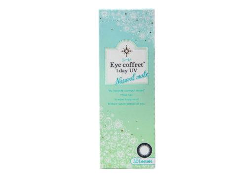 Eye Coffret 1day UV (Natural make) (30 Pack)