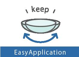 easy application